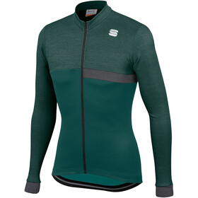 Sportful Giara Langarm Thermal Trikot Herren sea moss